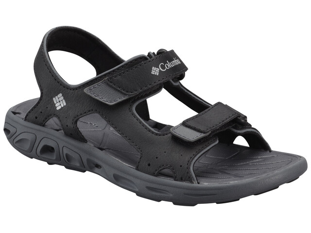 Columbia Techsun Vent Sandals Youths Black, Columbia Grey